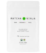 Thé Matcha pour infusion à froid Matcha Ninja