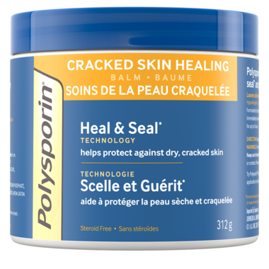 Polysporin Cracked Skin Healing Balm