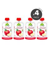 Bioitalia Apple Organic Puree Smoothie Bundle