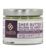 Alaffia Handcrafted Shea Butter Lavender Mint