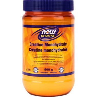 NOW Sports Creatine Monohydrate Powder
