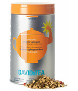 DAVIDsTEA Iconic Tin Organic Super Ginger