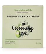 Cocooning Love Solid Shampoo Bar Verbena & Eucalyptus