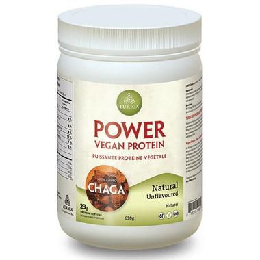 Purica Power Vegan Protein Powder Natural Unflavoured