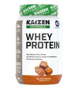 Kaizen Naturals Whey Protein Salted Caramel
