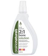 Prairie Naturals Bone 2:1 Liquid Calcium