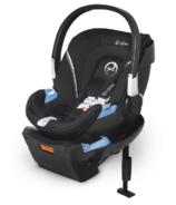 Cybex Aton 2 Sensor Safe Car Seat Lavastone Black