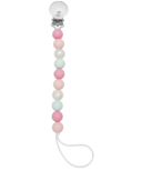 Loulou Lollipop Lolli Soother Holder Pink Mint