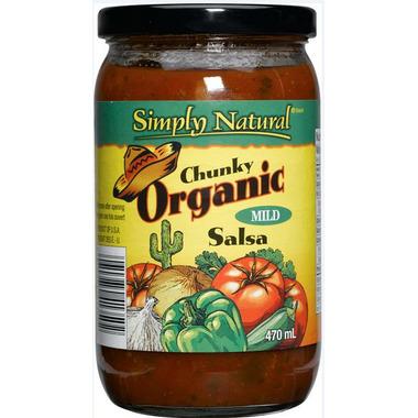 Simply Natural Organic Chunky Salsa Mild
