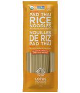 Lotus Foods Brown Pad Thai Rice Noodles