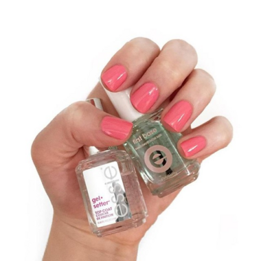 Essie Basecoat Nail Polish Strong Start