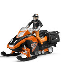 Bruder Toys Snowmobile