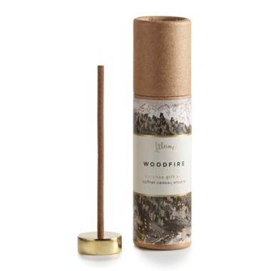 Illume Woodfire Incense Gift Set