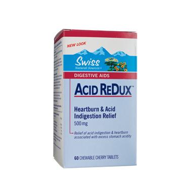 Swiss Natural Sources Acid Redux
