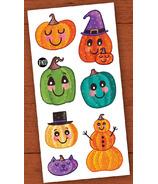 PiCO The Pumpkins Temporary Tattoos