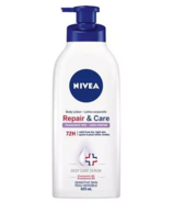 Nivea Repair & Care Fragrance-Free Body Lotion