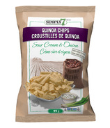 Simply 7 Sour Cream & Onion Quinoa Chips