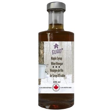 Suro Maple Syrup Wine Vinegar