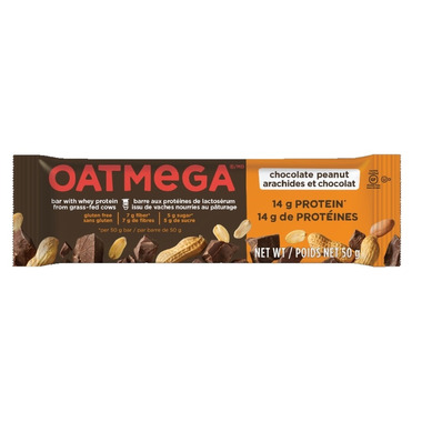 Oatmega Chocolate Peanut