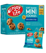 Enjoy Life Mini Soft Baked Chocolate Chip Cookie Snack Packs