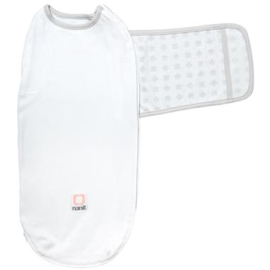 Nanit Breathing Wear Swaddle Size Small White