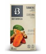 Botanica Turmeric Liquid Phytocaps