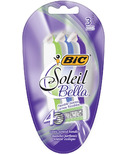 BIC Soleil Bella Razors with Exotic Scented Handles