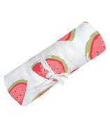 Perlimpinpin Cotton Muslin Swaddle Watermelon