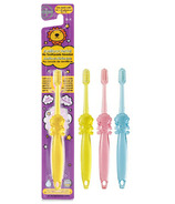 TheraWise Antibacterial No Toothpaste Needed Toothbrush 0-4 years