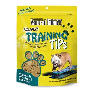 Natural Balance Tillman\'s Training Tips Dog Treats