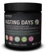 Innotech Nutrition Fasting Days Mixed Berry