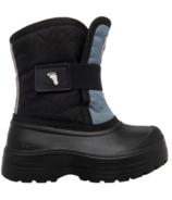 Stonz Scout Boots Haze Blue Black