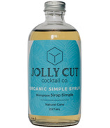 Jolly Cut Cocktail Co. Organic Simple Syrup