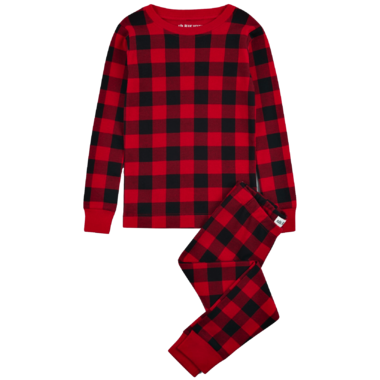 7094f736a7127 Buy Little Blue House Kid s PJ Set Buffalo Plaid from Canada at Well.ca -  Free Shipping