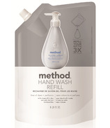 Method Gel Hand Wash Refill Free of Dyes + Perfumes