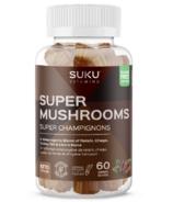 SUKU Vitamins Super Mushrooms