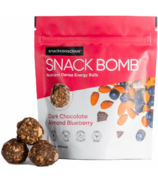 Snack Conscious Snack Bomb Dark Chocolate Almond Blueberry