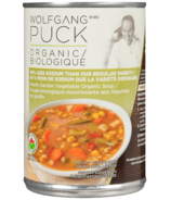 Wolfgang Puck Organic Reduced Sodium Vegetable Soup