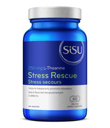 SISU Stress Rescue 250mg L-theanine