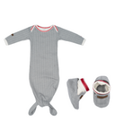 Juddlies Cottage Collection Newborn Bundle Driftwood Grey
