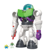 Fisher Price Imaginext Toy Story 4 Buzz Bot