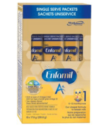 Enfamil A+ Infant Formula Powder DHA-Plus Single Serve Packets