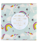 Great Pretenders Napkin Squares Unicorn