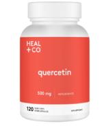 HEAL + CO. Quercetin 500mg