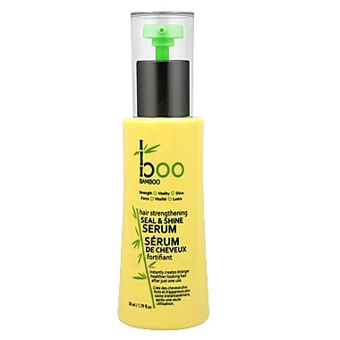 Boo Bamboo Hair Strengthening Seal & Shine Serum