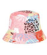 Headster Kids Tropic Pink Bucket Hat