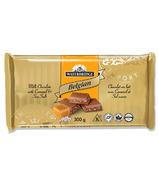 Waterbridge Belgian Milk Chocolate Bar with Caramel & Sea Salt