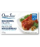 Open Seas Mackerel Fillets in Tomato Sauce