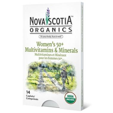 Nova Scotia Organics Women\'s Multivitamins and Minerals