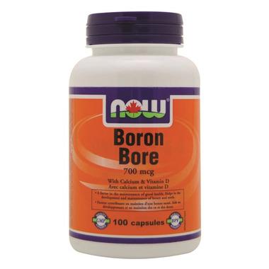 NOW Foods Boron